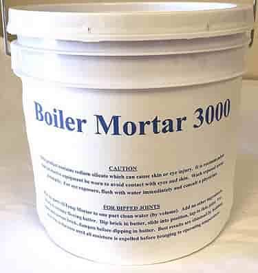 Milbro Milcote 300 Wet Refractory Mortar