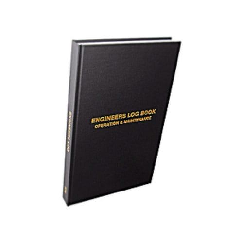 Engineers Boiler Log Book